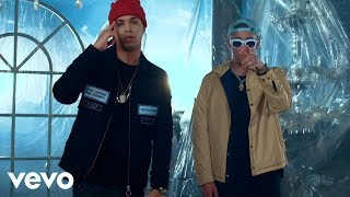 Trap Capos, Noriel - Amigos y Enemigos ft. Bad Bunny, Almighty (Official Video)