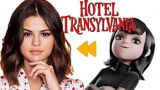 """""""Hotel Transylvania"""" Voice Actors and Characters"""