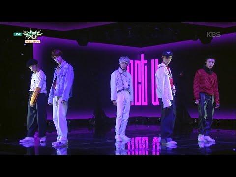 뮤직뱅크 - NCT U, 볼수록 빠져드는 무대! '일곱 번째 감각'.20160422