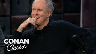 "John Lithgow Sings Gilbert & Sullivan Songs - ""Late Night With Conan O'Brien"""