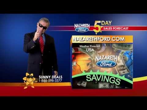 Nazareth Ford - Weather Forecast.