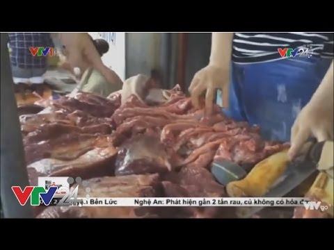 Tin Tức VTV24 - Ngày 5/10/2016: Thịt Bò Mà Lại Chẳng Phải Thịt Bò Vậy Đó Là Thịt Gì?