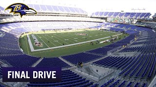 No Fans for Monday Night Football Is a Bummer | Ravens Final Drive