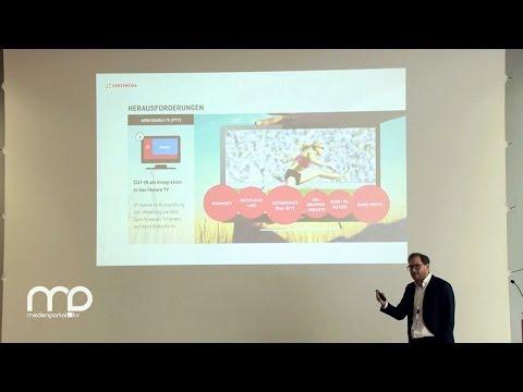 Vortrag: Smart TV – Den Zuschauer im Blick? Perspektiven für das TV