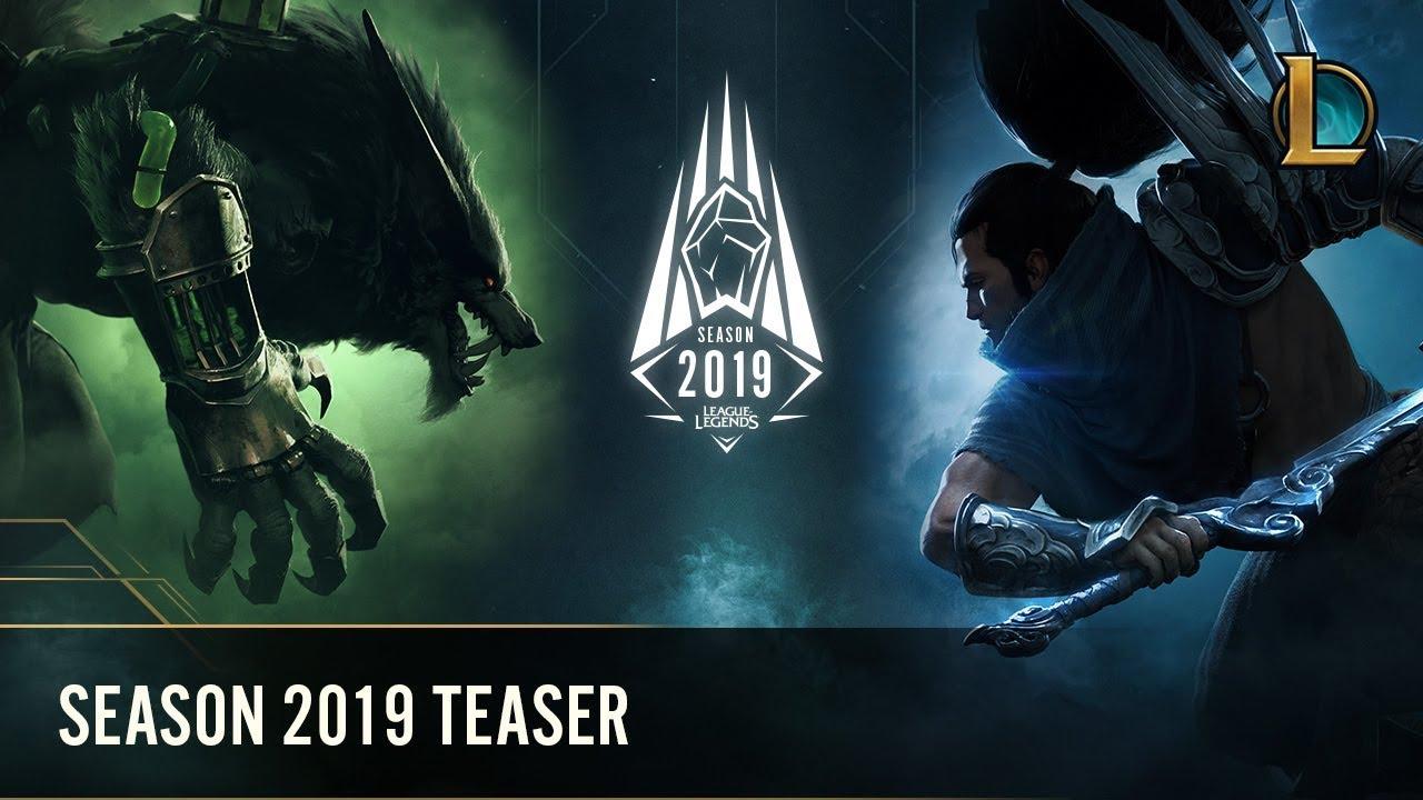 Season 2019 Teaser | League of Legends