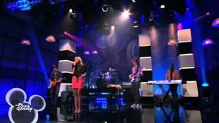 Disney Hannah Montana Forever - Wherever I Go Music Video (episode scene 4x09)