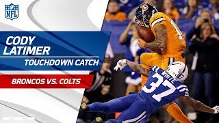 Denver Takes the Lead w/ Osweiler's Perfect TD Strike to Latimer! | Broncos vs. Colts | NFL Wk 15