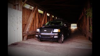 2006 Ford Expedition Review.  The Best Family SUV on a budget?