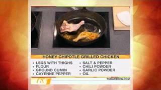Today Show David Guas- Honey Inspired Recipes