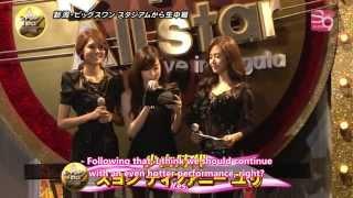 [ENG] 110820 MC Tiffany, Yuri & Sooyoung Cut -  K-POP All Star Live in Niigata
