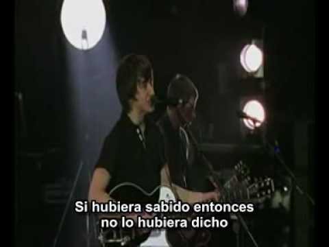 Arctic Monkeys - If You Were There, Beware (subtitulado)