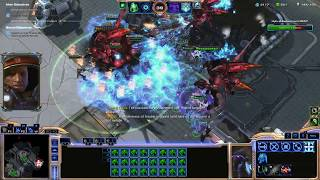 StarCraft 2 Co-op: Negative Reinforcement (Weekly Mutation)