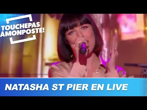 Natasha St-Pier - J'oublierai ton nom (Hommage à Johnny Hallyday)