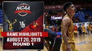 SSC-R vs. CSJL - August 20, 2019 | Game Highlights | NCAA 95 MB