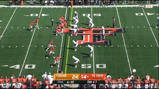 Texas Longhorns vs Texas Tech Full Game HD | Week 4 College Football | NCAAF 9/26/2020
