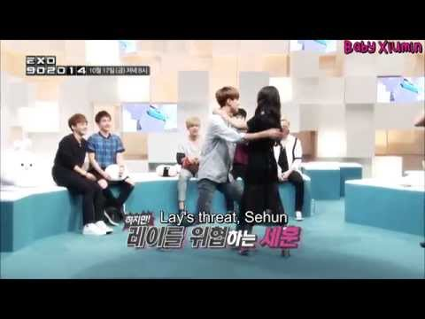 [ENG SUB] Lay Sehun EXO 90:2014 Ep 9 Preview