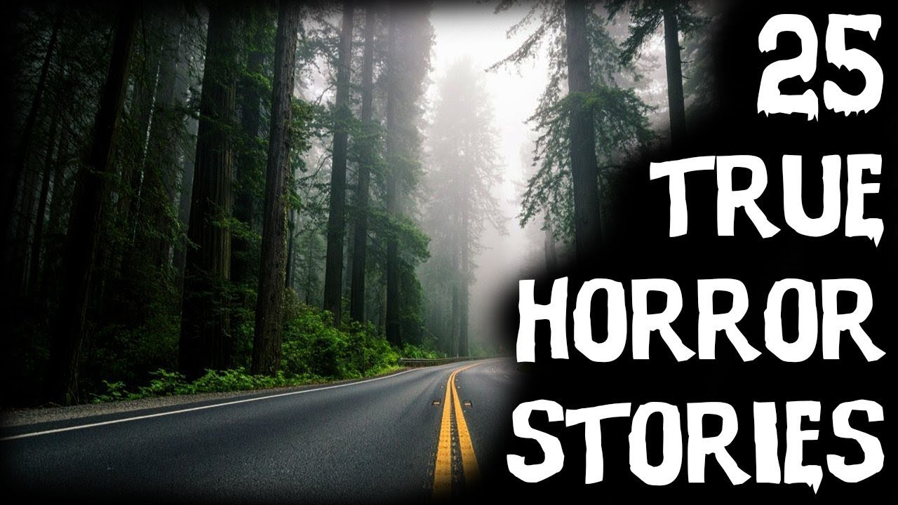25 TERRIFYING TRUE Horror Stories From Reddit! (ULTIMATE COMPILATION)
