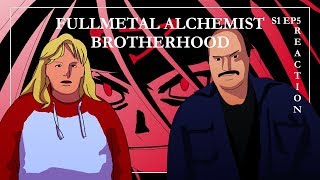 "My Parents React to Fullmetal Alchemist: Brotherhood | EP5 | ""Rain of Sorrows"" 