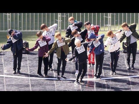 181020 워너원(Wanna One) 활활 (Brun It Up) 사복리허설(Rehearsal) [4K] 직캠 Fancam (부산 원아시아 페스티벌) by Mera