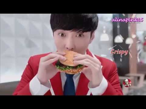 [ENG SUB] 150105 EXO x KFC China Commercial