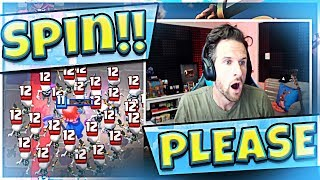 DID YOU SEE THAT!? -  MOLT WAS SHOCKED!! - CLASH ROYALE