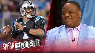 Cam Newton will be competitive in the race for NFL MVP — Jason Whitlock | NFL | SPEAK FOR YOURSELF