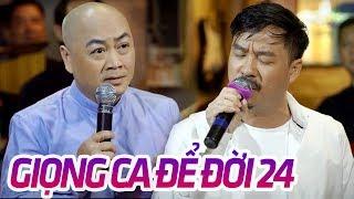 GIỌNG CA ĐỂ ĐỜI 24 - Liên Khúc Nhạc Vàng Bolero Hay Nhất 2018 | Trộm Nhìn Nhau
