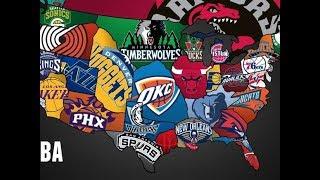 NBA Landscape (2017 Off-Season)
