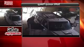 Thieves steal ATM by pulling it from Scorpio vehicle, vira..