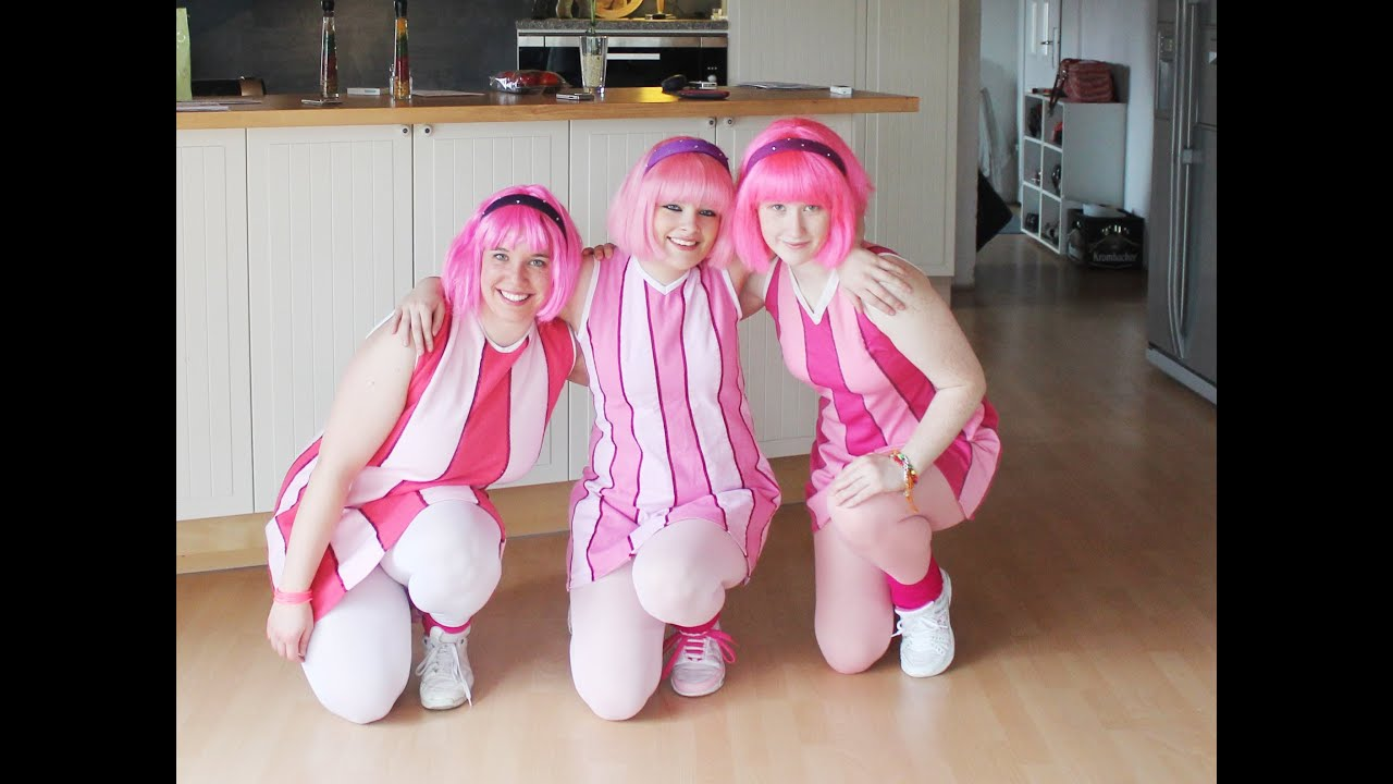 LazyTown  Works  Archive of Our Own