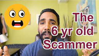 The youngest Jamaican scammer | True Story | The Noble Cop | Watson's World