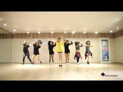 송지은(SONGJIEUN) - 예쁜나이 25살 안무영상(Dance Practice)