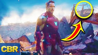 10 Sneaky Things Marvel Did So Avengers Endgame Made More Sense