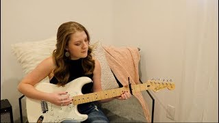 Katy Perry - I Kissed A Girl (Cover by Jennifer Gwilliam)