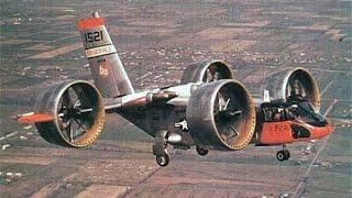 15 Bizarre Experimental Aircraft