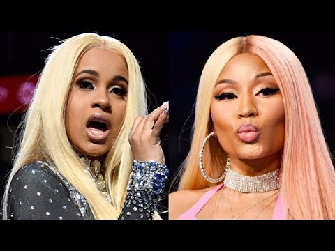 Nicki Minaj Disses Cardi B In New Leaked Song...