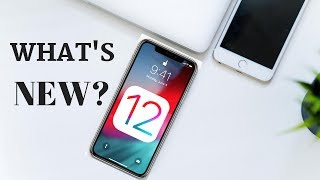 IOS 12 TOP FEATURES - LIST OF IOS 12 FEATURES IN HINDI