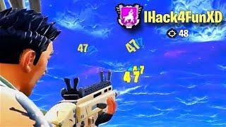 ULTIMATE Fortnite HACKER Compilation!