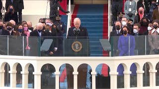 Christian World News | A New President Calls for Unity - January 22, 2021