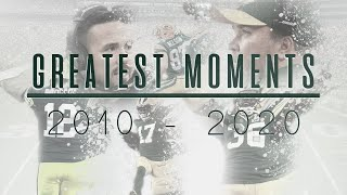 Packers Radio Calls The Greatest Moments of The Decade   2010-2020   Packers Radio Highlights