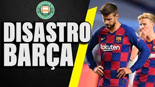 Il DISASTRO del Barça ||| Le cause del DECLINO