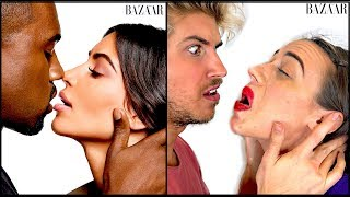 RECREATING CELEBRITY COUPLE PHOTOS! w/ JOEY GRACEFFA!