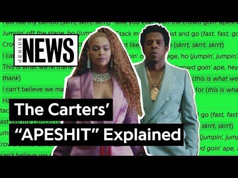 The Carters' (Beyoncé & JAY-Z's)