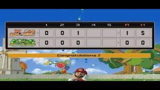 Mario's Perfect Day - Mario Superstar Baseball Episode 22