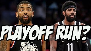 How Far Will Kyrie Irving & The Nets Go This Season? NBA 2019 - 2020