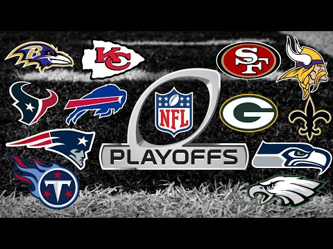 2020 NFL Playoff Predictions! Super Bowl 54 Winner & Full NFL Playoff Bracket Predictions!