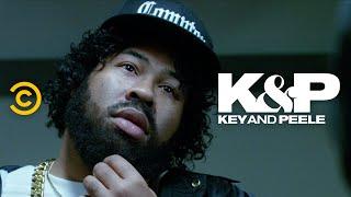 A Rapper's Very Revealing Concept Album - Key & Peele