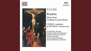 Messe basse: Agnus Dei