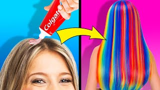39 MUST-KNOW HAIR HACKS