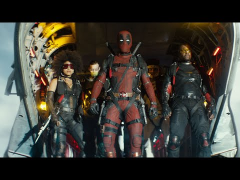 Deadpool 2 HK Trailer